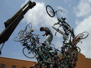 Bicycle Tornado